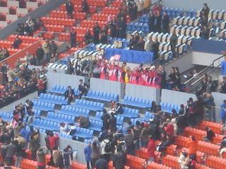全日本女子サッカー選手権大会表彰式